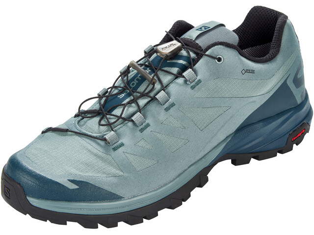 Salomon M's Outpath GTX Shoes North Atlantic/reflecting Pond/Black